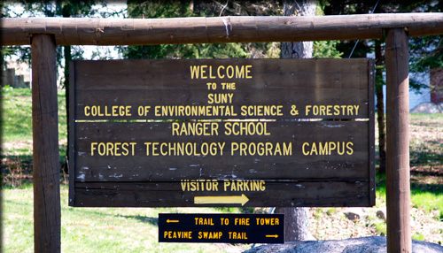 ranger school campus