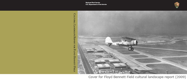 Cover for Floyd Bennett Field cultural landscape report