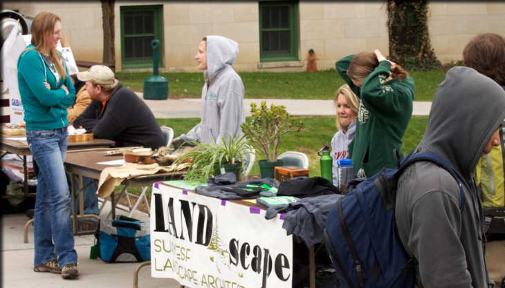 Earth week 2011