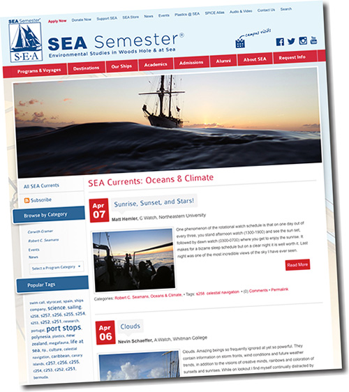 SEA Semester Blog