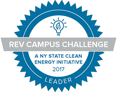 REV Campus Challenge Leader badge