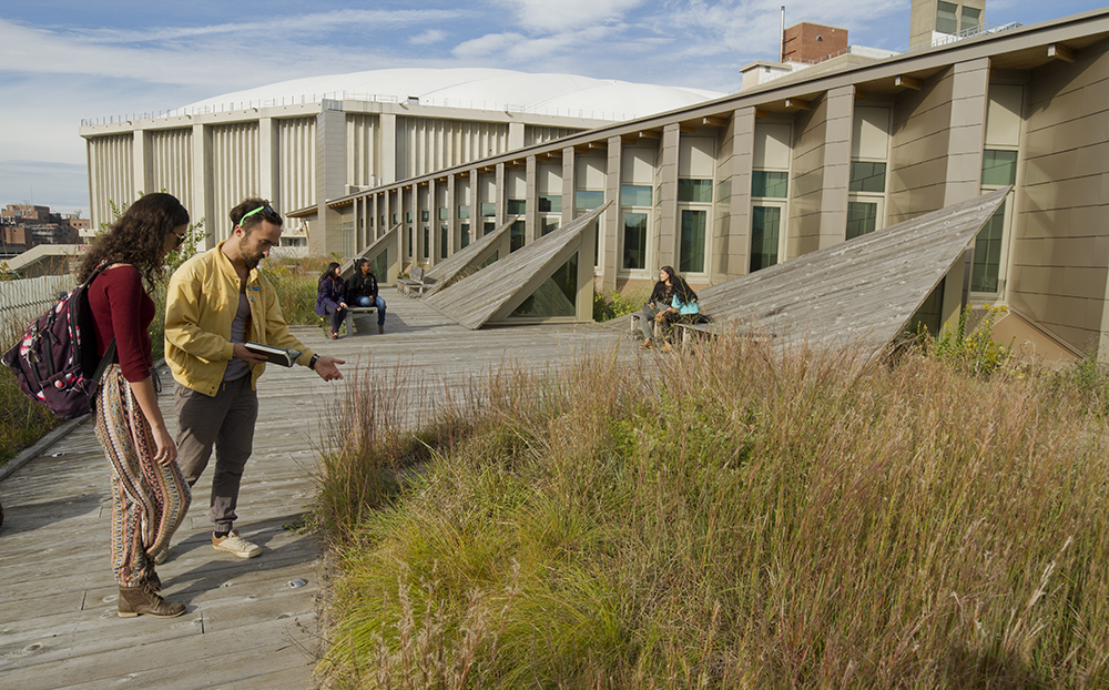 ESF Named a Top Green College by Princeton Review