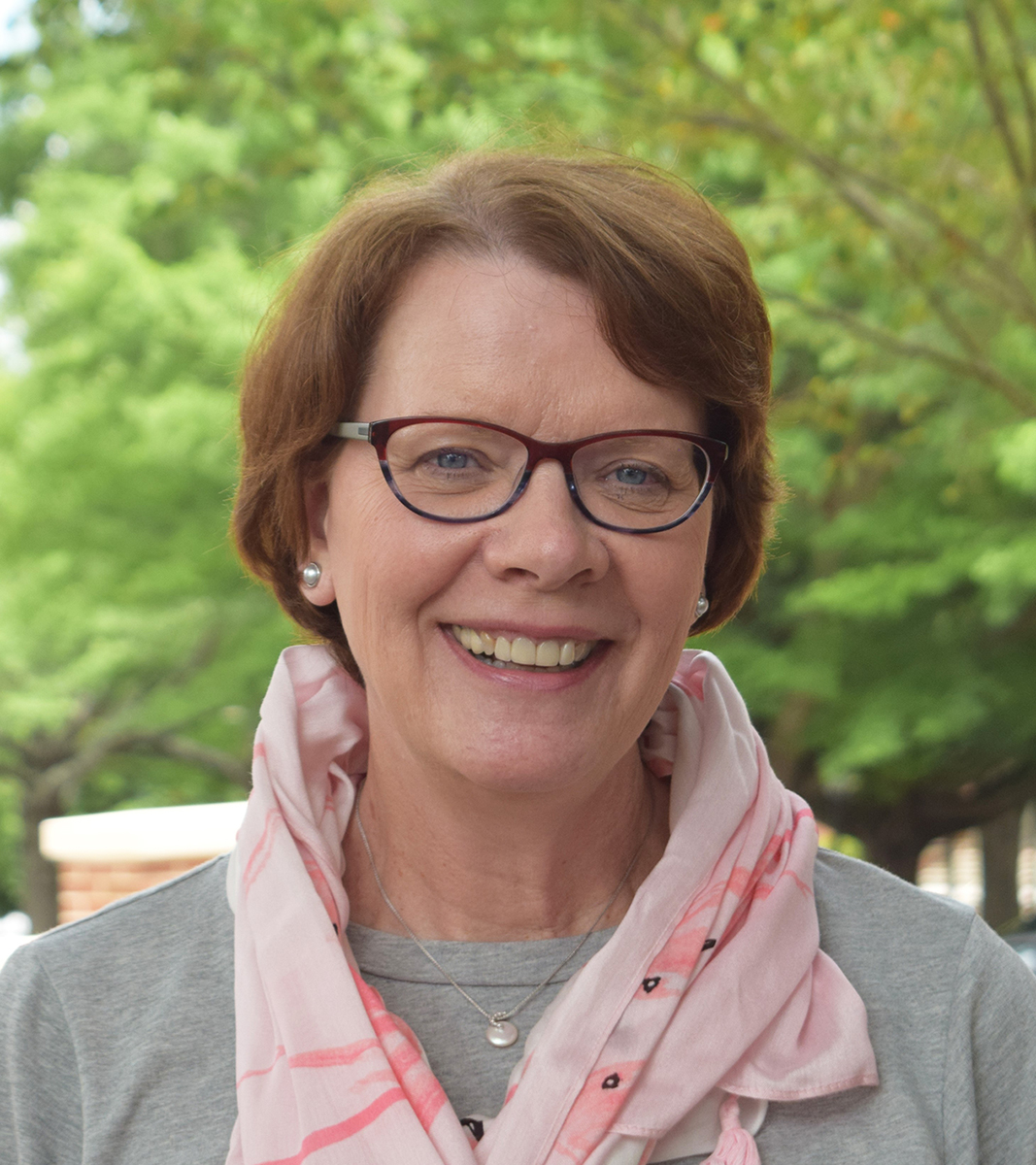 Katherine McCarthy, new associate provost of enrollment management