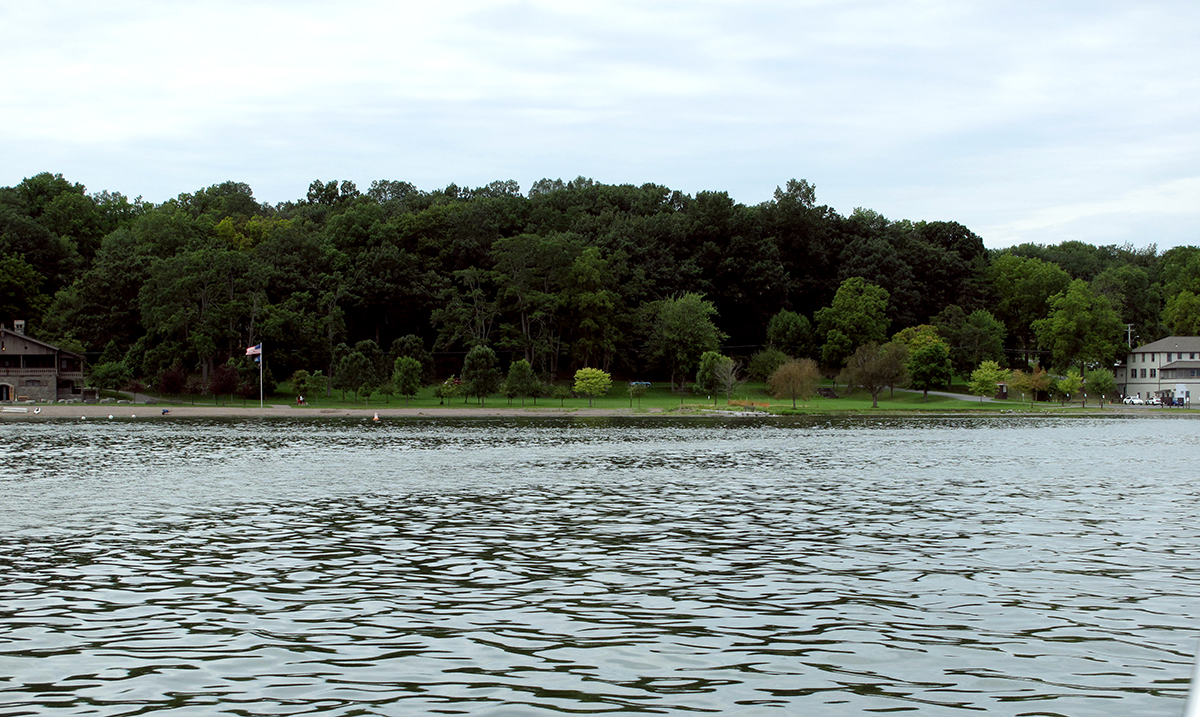 ESF researchers are monitoring water quality in Cayuga Lake, the second-largest of the glacial Finger Lakes.