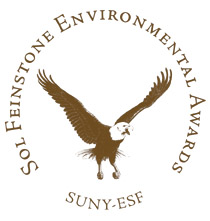SUNY-ESF Sol Feinstone Environmental Awards logo
