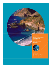 California Ocean and Coastal information_Strategy