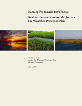 Jamaica Bay Watershed Protection Plan Executive Summary.