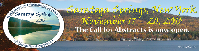 2015 Symposium Call for Abstracts banner