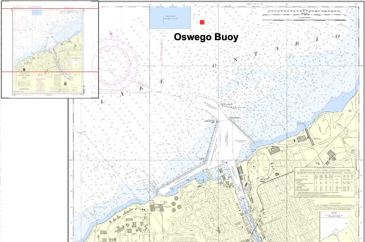 Lake Ontario Oswego NY GLRC Great Lakes Research Consortium ESF