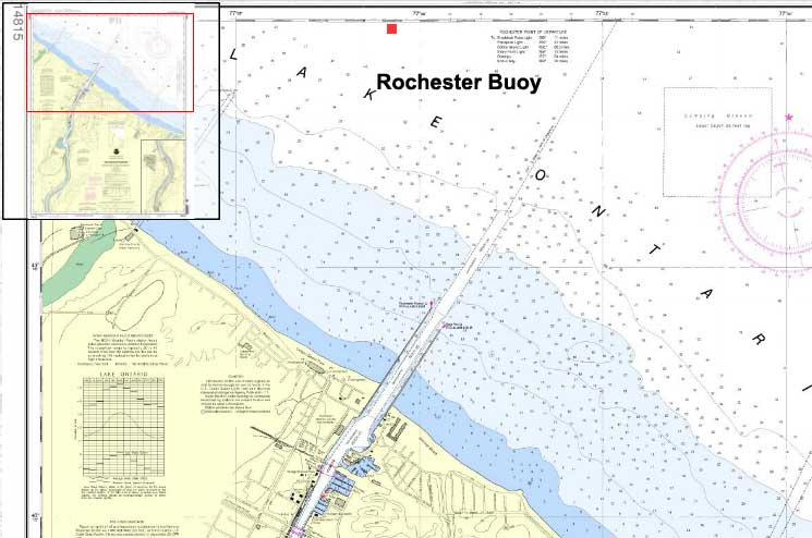 Rochester Buoy