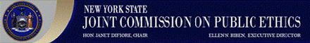 NYS Joint Commission on Public Ethics