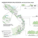 Harbor Brook Walk Design