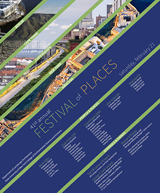 41st annual festival of places