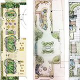 Elder Home Garden design