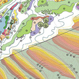 Boreas in Buffalo Site Plan and Planting Plan: Wetlands and Uplands