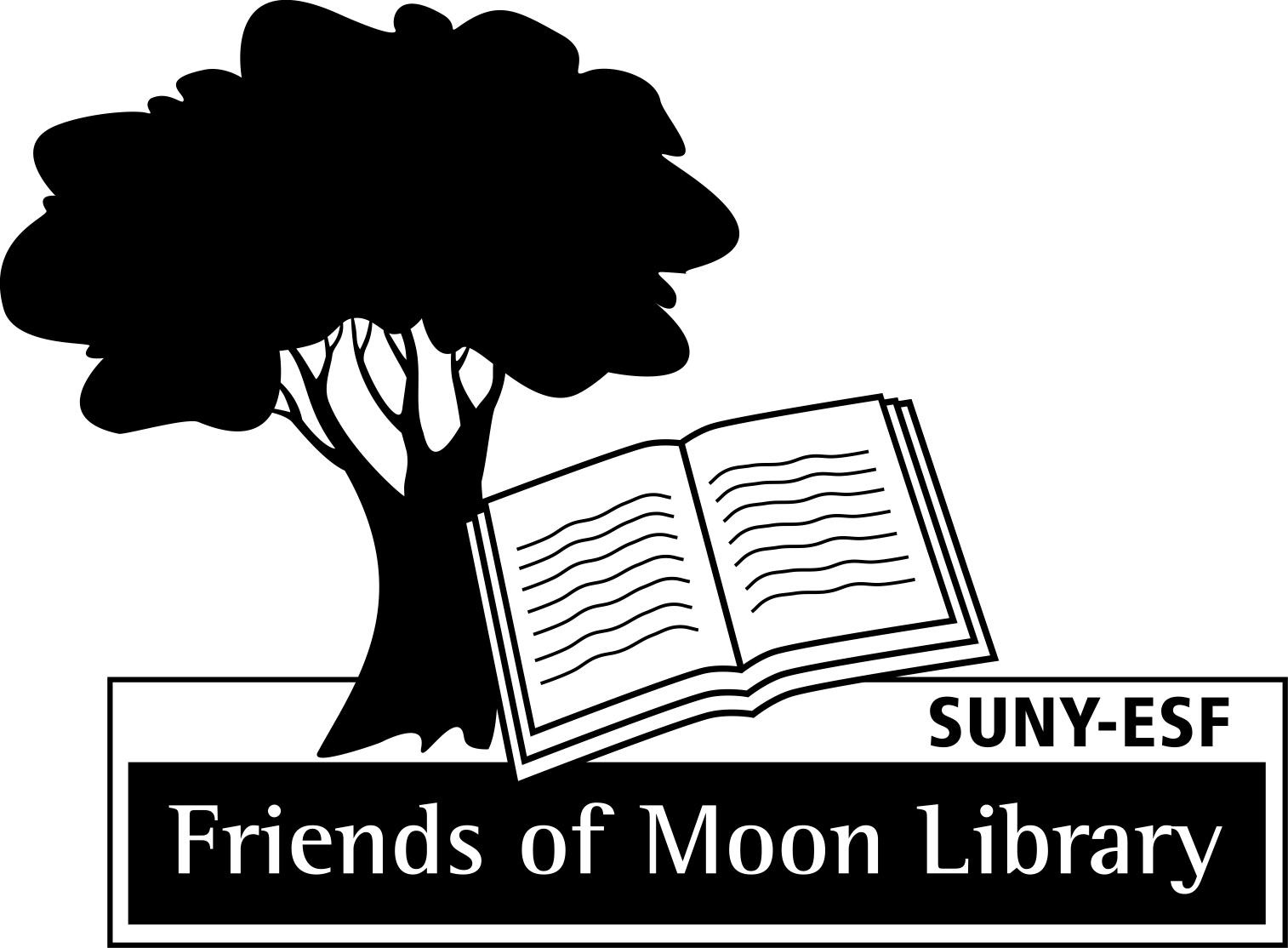 Image of Friends of Moon Library logo