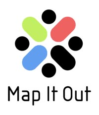 map it out