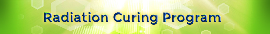 Radiation Curing Program