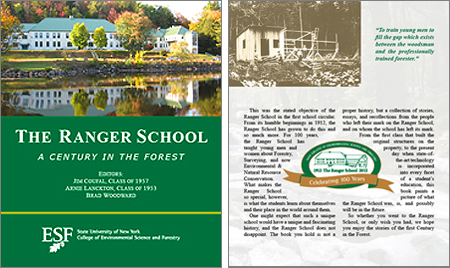 The Ranger school: A century in the forest