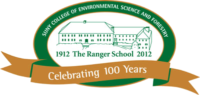 The Ranger School 1912-2012 - Celebrating 100 Years [logo]