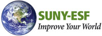 SUNY-ESF Improve Your World banner