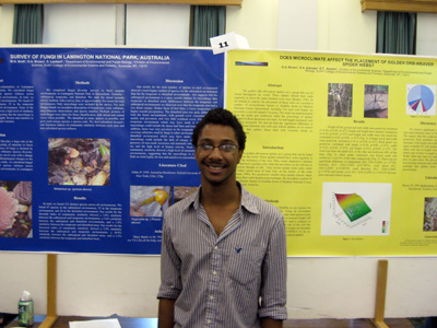 Spotlight on Student Research and Outreach presentation