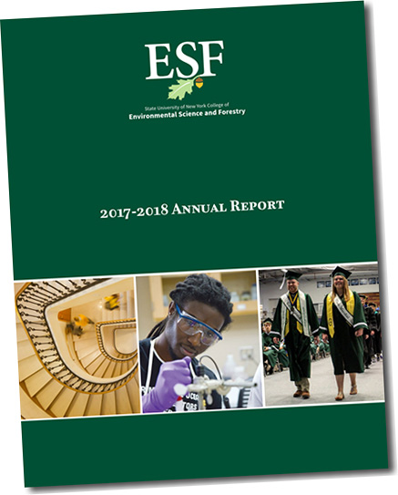 Cover of Annual Report.