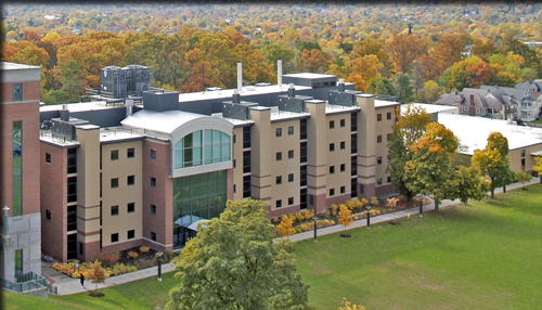 Baker Laboratory | About SUNY ESF