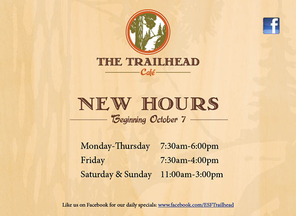 trailhead cafe