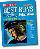 Barron's Best Buys cover