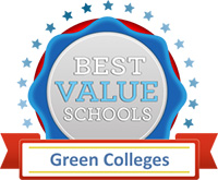Best Value Schools Green Colleges