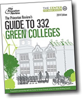 Guide to Green Colleges cover