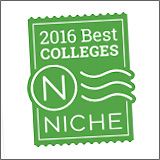 2016 Best Colleges Niche