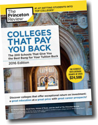 Colleges Pay You Back