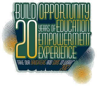 Build opportunity through 20 years of education, empowerment, and experience