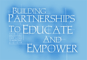 Building partnerships to educate and empower